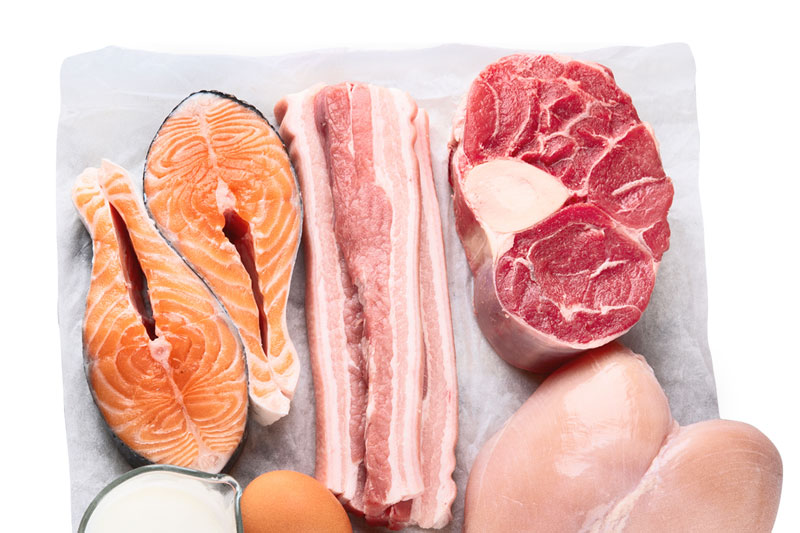 order grocery online meat & seafood